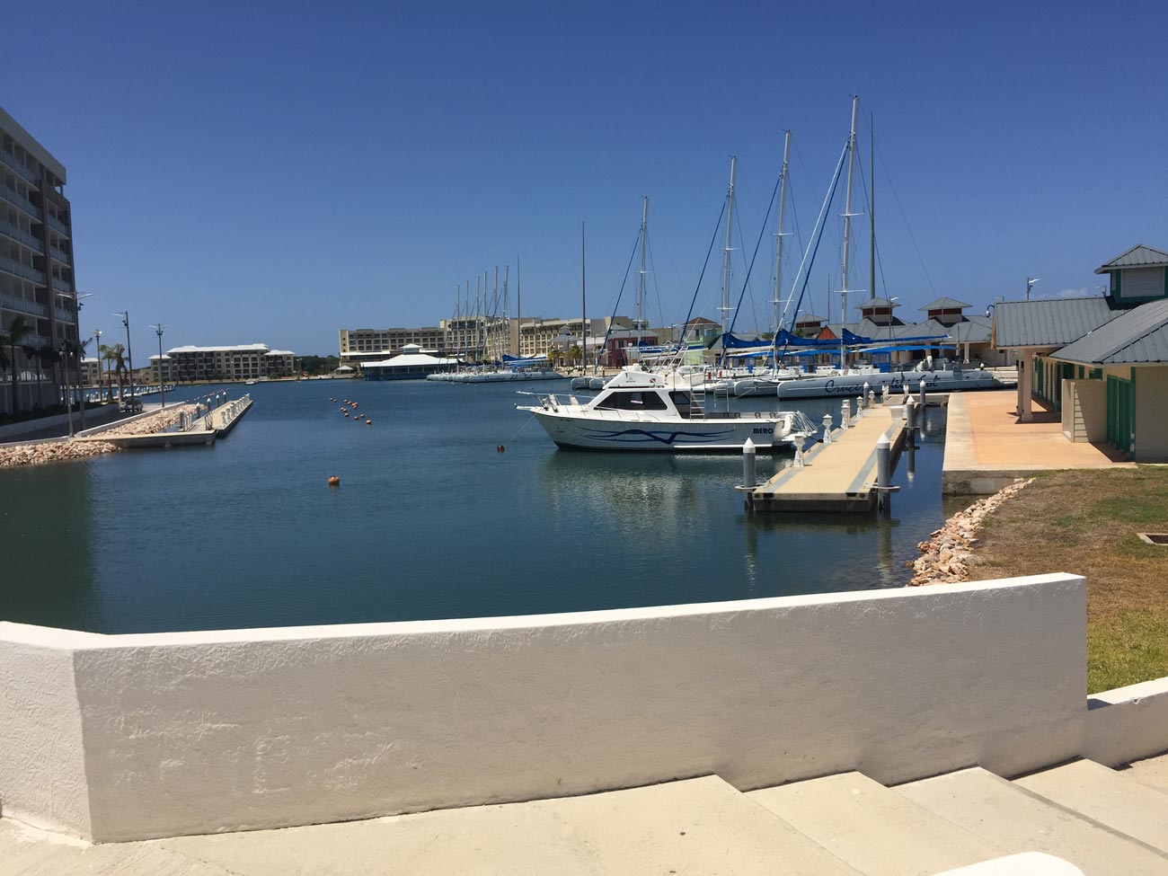 boats and dock