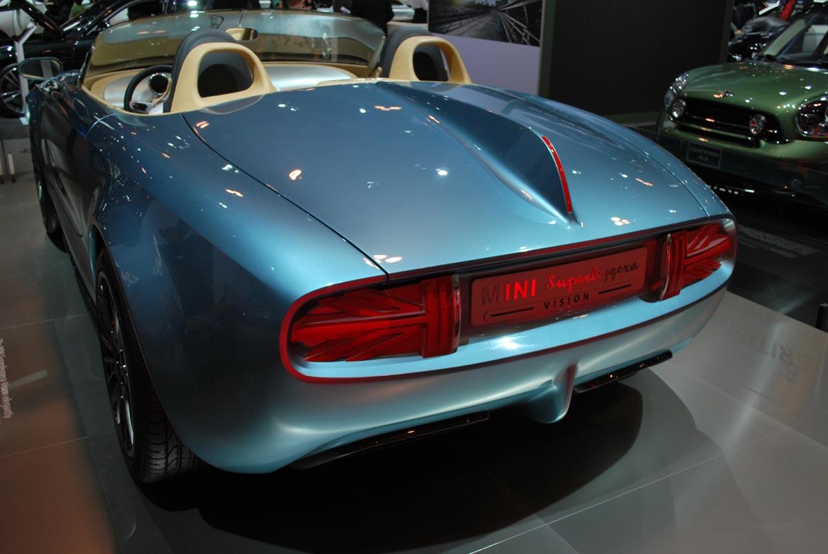 cabriolet rear view