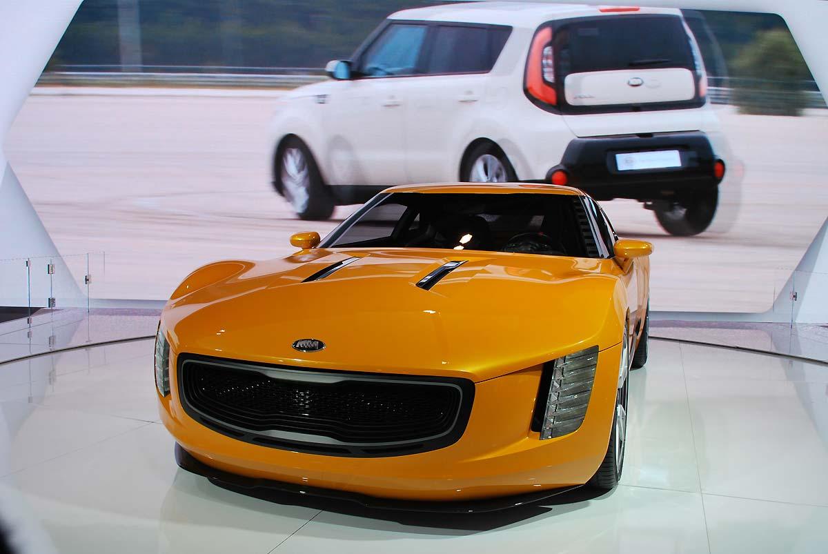 amazing sport car