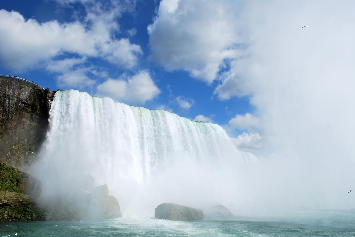 the beautifully niagara falls
