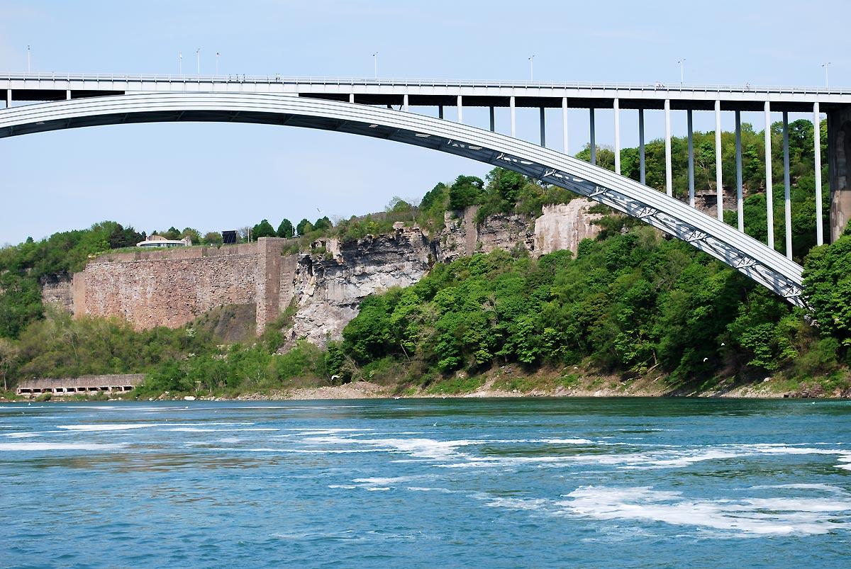 board river bridge