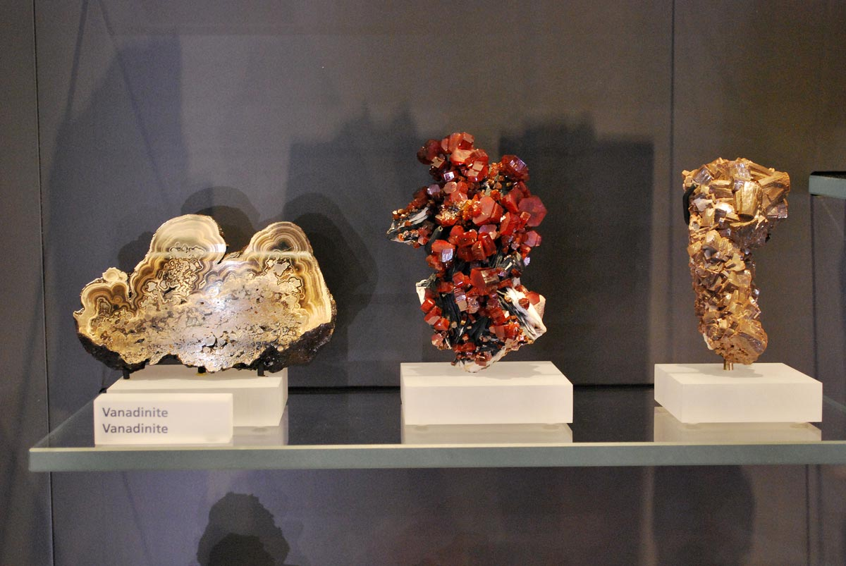 vanadinite mineral