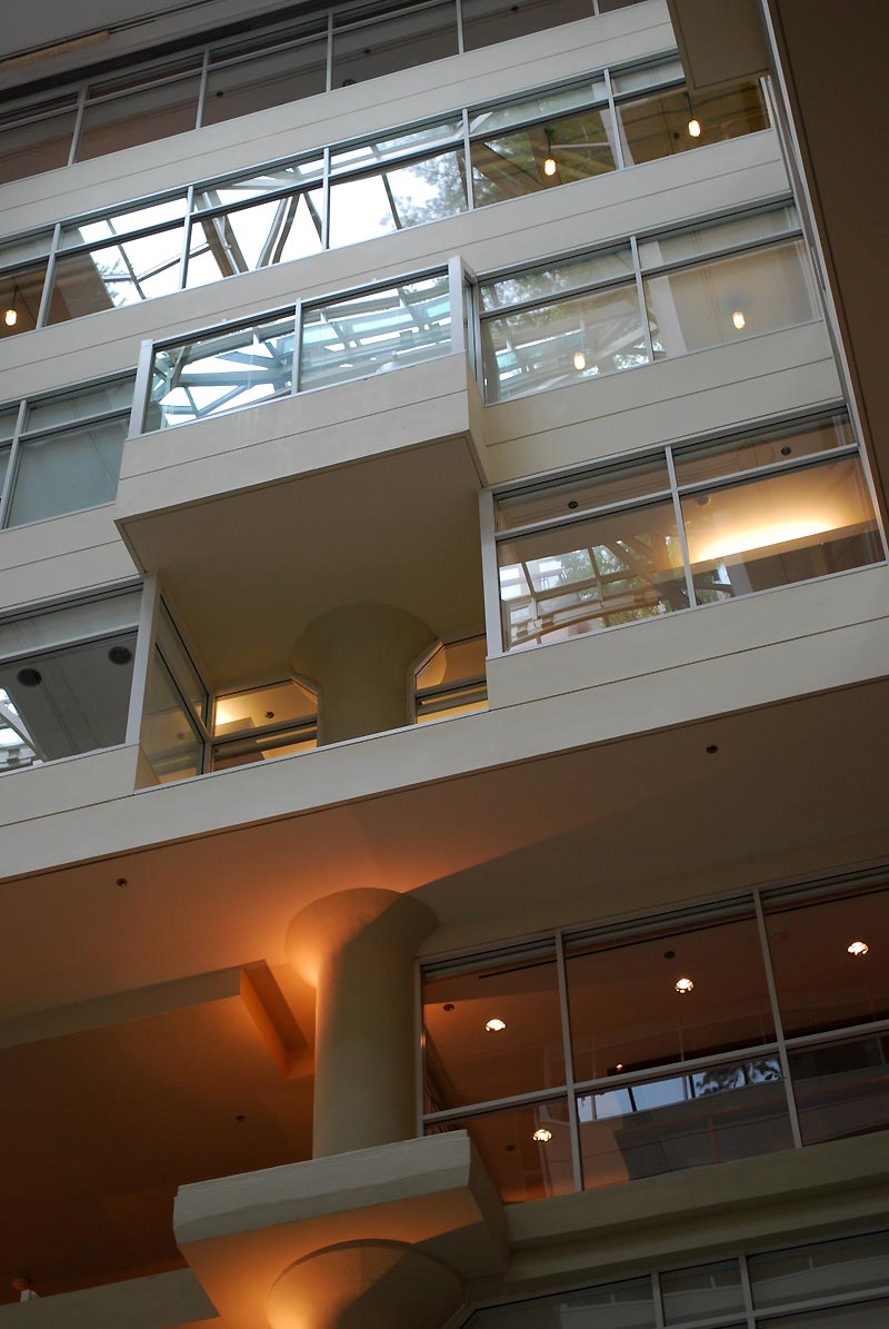 offices in business building