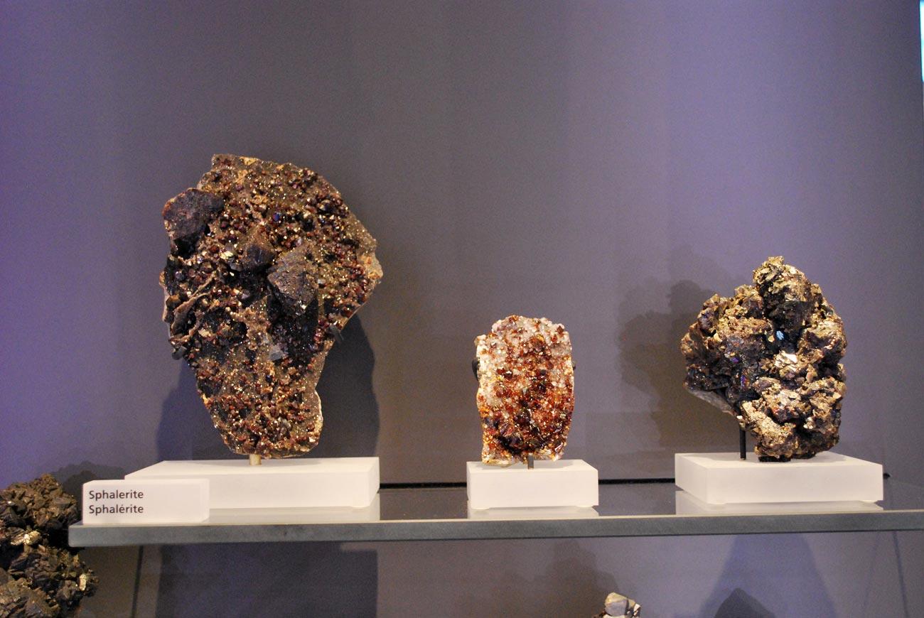 sphalerite mineral