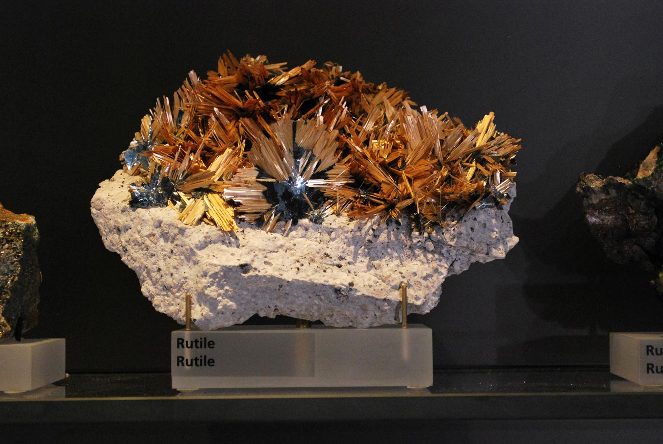 rutile mineral