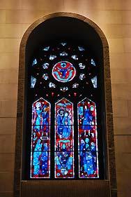 mosaic in church