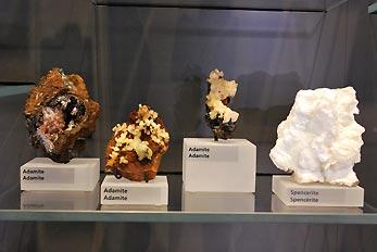 adamite mineral
