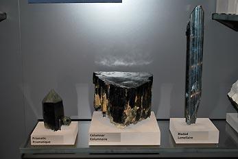 columnar mineral