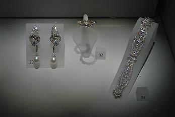 jewelry with diamonds