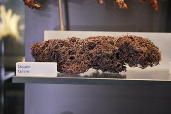 copper mineral