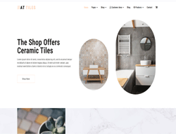 Construction Joomla Template - AT Tiles