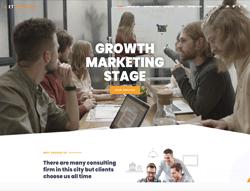 Business Joomla Template - ET Startup