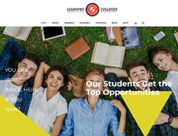 Education Joomla Template - Learnpro