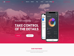 Showcase Joomla Template - ET LiveApp