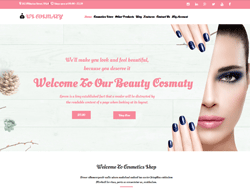 Beauty WooCommerce WordPress Theme - WS Cosmaty