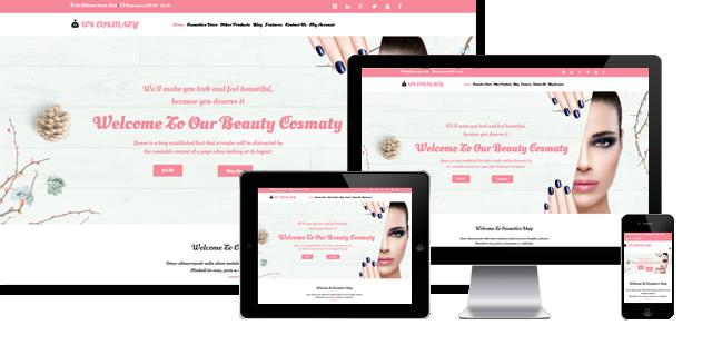 WS Cosmaty - Beauty WooCommerce WordPress Theme