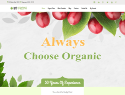 Agriculture WooCommerce WordPress Theme - WS Fresh