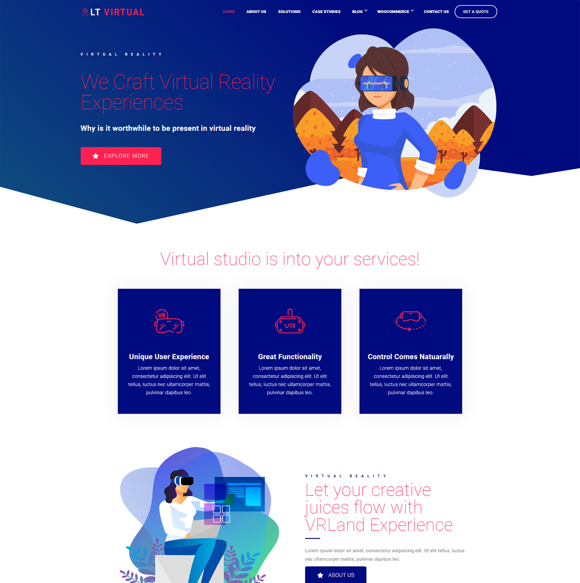Hi-Tech WooCommerce WordPress Theme