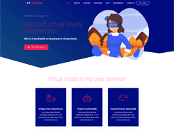 Hi-Tech WooCommerce WordPress Theme - LT Virtual