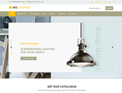 Interior Design WordPress Theme - WS Interior