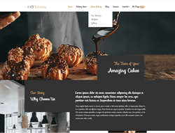 Bakery WordPress Theme - ET Bakery