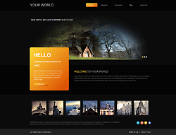 Travel Joomla Template - 002033
