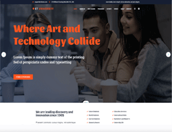 Educational WordPress Theme - ET University
