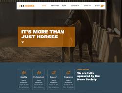 Equestrian WordPress Theme - ET Horse