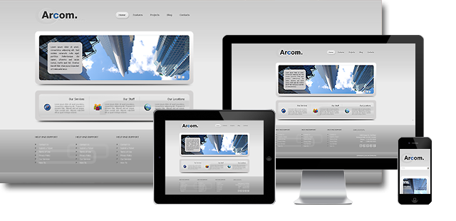 002035 - Joomla! Business Template