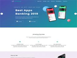 App Joomla Template - LT AppBank