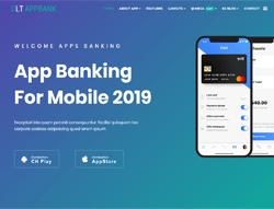 App WordPress theme - LT AppBank