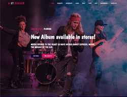 Singer WordPress theme - ET Rocker