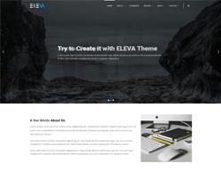 Responsive Multipurpose HTML5 Template - Eleva