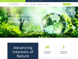 Eco Joomla Template - Quartz