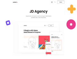 Creative Agency Joomla Template - JD Agency