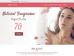Perfume WooCommerce WordPress theme - WS Perfume