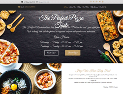 Restaurant WooCommerce WordPress Theme - WS Fast Food