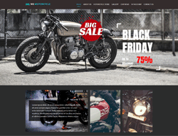 MotorBike WooCommerce WordPress Theme - WS Motorcycle