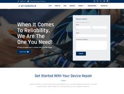 Device Repair WordPress Theme - LT CoRepair