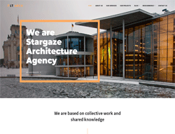 Architecture WordPress Theme - LT Arch