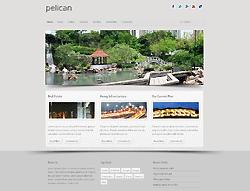 Joomla! 2.5 - 3 Template - Pelican PT