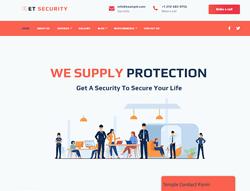 Security WordPress Theme - ET Security
