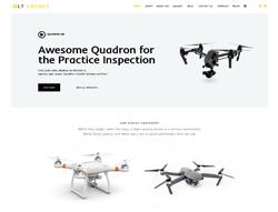 Hi-tech Store Joomla Template - LT Drones