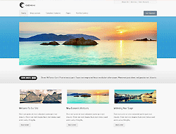 Business Joomla! Template - Gemini PT