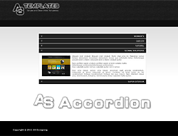 Joomla! 3 Extension - AS Accordion