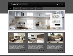 Real Estate Joomla Template - 002041