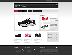 Joomla! 3  VirtueMart Template - 002043