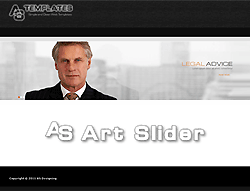 Joomla! 2.5 - 3 Extension - AS ArtSlider