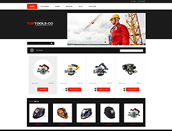 Joomla! 3  VirtueMart Template - 002045