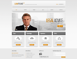 Joomla! Law Agency Template - 002046
